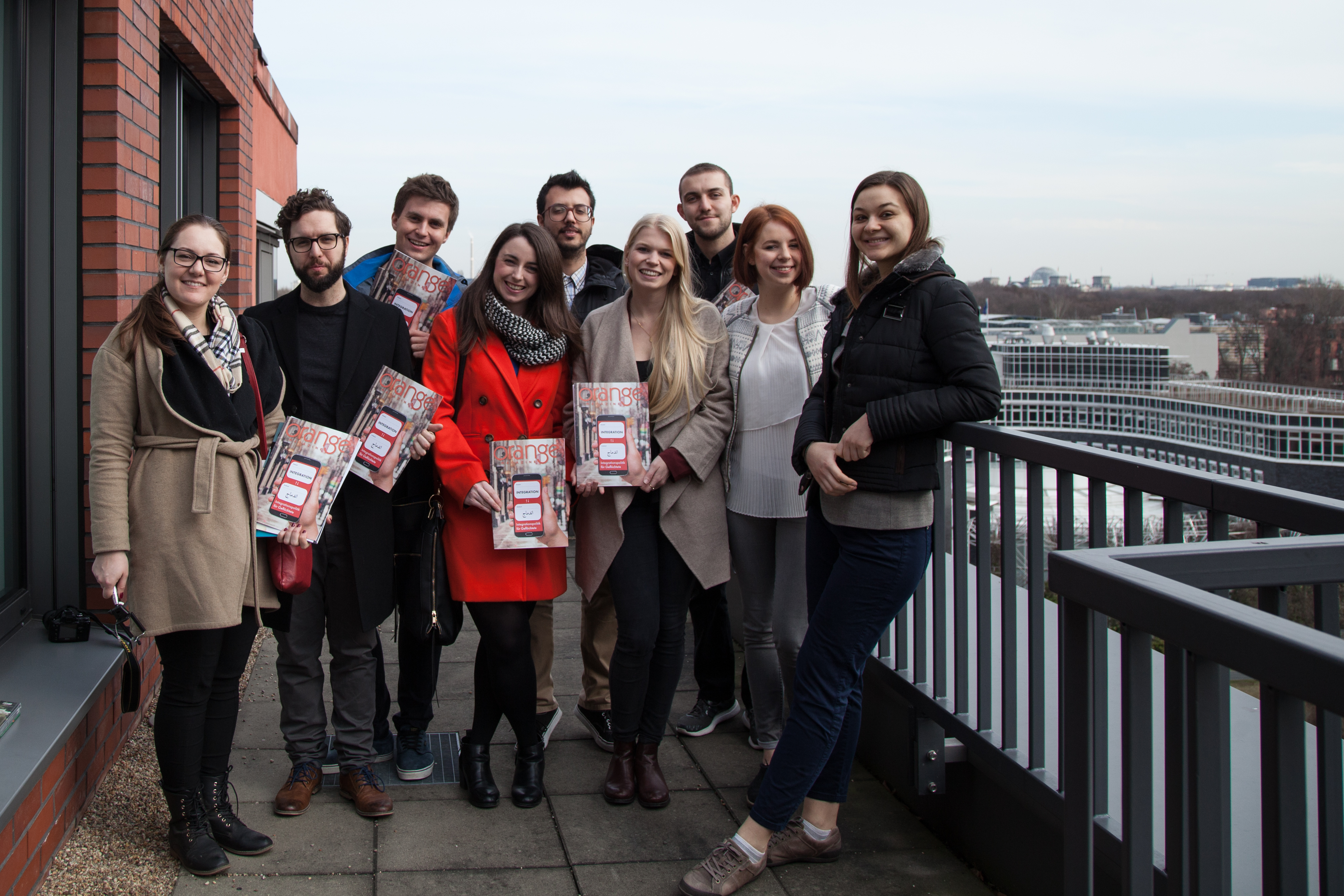 European Youth Press Redaktion